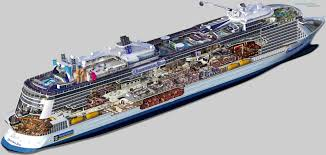majesty of the seas deck plans anthem of the seas current position dual tracking ship