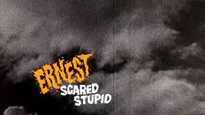 Ernest Saves Halloween Troll ernest scared stupid 1991 u2014 art of the title
