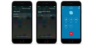 Skype 6 25 for iOS Great new features of iOS 10 on Skype