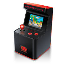 my arcade retro arcade machine x portable gaming mini arcade