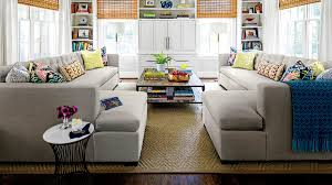 Southern Living Family Rooms by Bold Decorating Ideas Southern Living