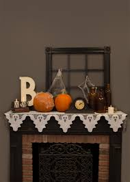 Halloween Mantel Scarf by A Touch Of Dutch