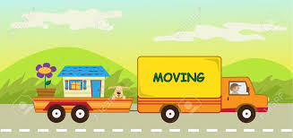 Moving Truck And Trailer - Cute Vector Illustration Of A Moving ... White Van Clipart Free Download Best On Picture Of A Moving Truck Download Clip Art Vintage Move Removal Truck 27 2050 X 750 Dumielauxepicesnet Car Moving Banner Freeuse Techflourish Collections 28586 Cliparts Stock Vector And Royalty Best 15 Drawing Images Camper Delivery Collection And Share 19 Were Clip Art Library Huge Freebie Cartoon