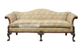 sofa sensational camelback chippendale sofas unforeseen