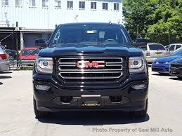 2017 Used GMC Sierra 1500 Elevation SLE Double Cab 4WD At Saw Mill ...