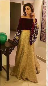 Pakistani Dress By Sheila Chator