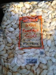 Unsalted Pumpkin Seeds Benefits by What U0027s Good At Trader Joe U0027s Trader Joe U0027s In Shell Pumpkin Seeds