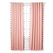 Twist And Fit Curtain Rod Target by Tassel Lightblocking Curtain Panel Pillowfort Target