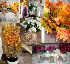 Captivating DIY Fall Wedding Ideas Diy Fall Wedding Ideas Afloral
