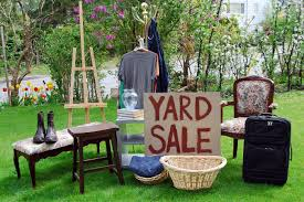Do s and Don ts of Advertising a Yard Sale