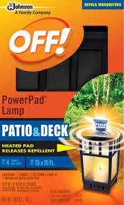 off powerpad l sc johnson