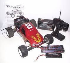 DURATRAX EVADER ST Electric RC Stadium Truck 1/10 Motor RX TX ...