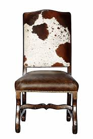 Cowhide Chairs | Dining Chairs, Cowhide Chair, Leather ...