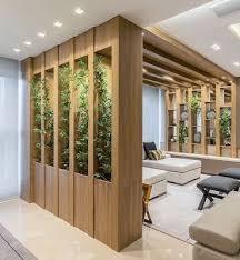 moderne raumteiler ideen home trennwand designs für