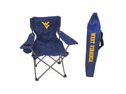 Rivalry NCAA West Virginia Mountaineers Youth Folding Chair With Carrying  Case Camping Folding Chair High Back Portable With Carry Bag Easy Set Skl Lweight Durable Alinum Alloy Heavy Duty For Indoor And Outdoor Use Can Lift Upto 110kgs List Of Top 10 Great Outdoor Chairs In 2019 Reviews Pepper Agro Fishing 1 Carrying Price Buster X10034 Rivalry Ncaa West Virginia Mountaineers Youth With Case Ygou01 Highback Deluxe Padded