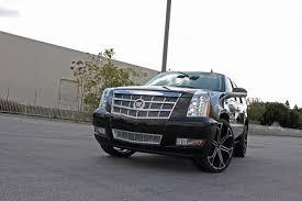 Big Wheels for Cadillac Escalade – Giovanna Luxury Wheels