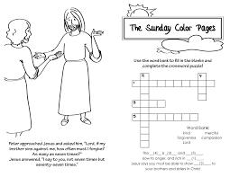 Lenten Coloring Pages Photo Pic Lent