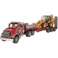 100 Bruder Logging Truck Toy S Toy S