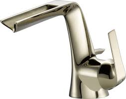 Polished Brass Bathroom Faucets Single Hole by Faucet Com 65051lf Pn In Brilliance Polished Nickel By Brizo