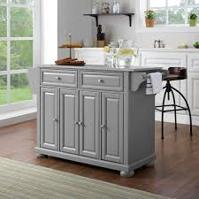 Crosley Alexandria Vintage Grey Stainless Steel Top Kitchen Island &  Reviews - Goedekers.com Everything Kitchens Coupon Code Notecards Groupon B2b Deals Freshmenu Coupons Promo Codes Exclusive Flat 50 Off On 15 Best Kohls Black Friday Deals Sales For 2018 1 Flooring Store Carpet Floors And Kitchens Today Crosley Alexandria Vintage Grey Stainless Steel Top Kitchen Island Reviews Goedekerscom Everything Steve Madden Competitors Revenue Employees Fiestund Pilot Rewards Promo Major Surplus