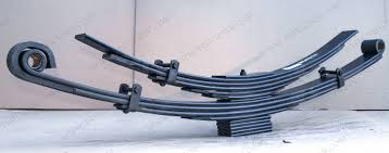 Products Of Leaf Springs Assembly
