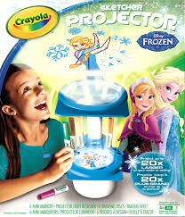 disney crayola sketcher projector frozen