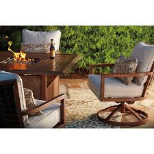 Zoranne Swivel Lounge Chair Set Of 2 St Kitts Lounge Chairs Set Of 2 Panama Jack Key Biscayne Antique And Brown Outdoor Chair Set With Ottoman Piece Walker Edison Fniture Company Removable Cushions Wood Patio Gray 2pack Telescope Casual Larssen Cushion Swivel Rocker Side Table Abbots Court Cosco Alinum Chaise Costway 3 Wicker Rattan Steel Black Latvia Midcentury Ottoman By Corvus Priest Calvin Hee From Hay Chairset Blue