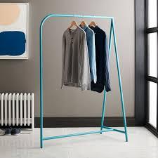 Decorative Clothes Rack Australia by Garment Rack West Elm