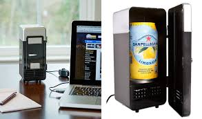 le de bureau usb un mini frigo usb à déposer sur votre bureau francoischarron com