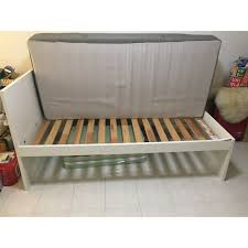ikea single bed set flaxa frame sultan lade hovag furniture