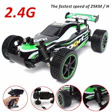 100 Fastest Rc Truck 120 25KMH Radio Remote Control RC Buggy Fast Racing Car Off Road