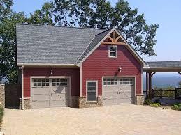 Detached Garage Ideas Plans With Apartment Workshop Breezeway 2