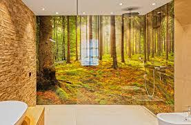 glaswand badezimmer modern badezimmer sonstige
