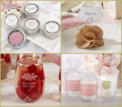 Rustic Baby Shower Party Favors From HotRef