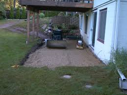 Installing 12x12 Patio Pavers by Paver Patio Drainage Home Design Ideas And Pictures