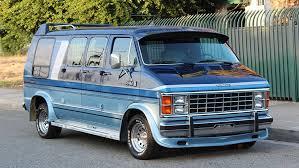 1984 Dodge Ram Van 250 Custom Shorty California Conversion OriginalDodge 90k Orig Miles0 Rust