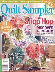 Quilt Sampler Press Release for Jackman s Fabrics Jackman s
