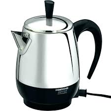 Hamilton Beach Coffee Urn Electric Pot Percolator A Maker