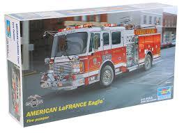 100 Pumper Trucks Amazoncom Trumpeter 125 2002 American LaFrance Eagle Fire