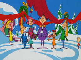 Whoville Christmas Tree by Grinch Stole Christmas Characters How The Grinch Stole Christmas