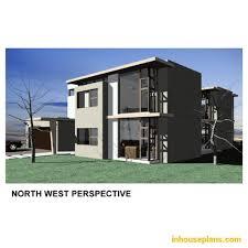 100 Modern House 3 Bedroom Plan M15AN