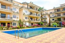 100 Paradise Foothills Apartments Apartment Goan Calangute India Bookingcom