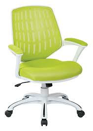 Office Star Chairs Amazon by Amazon Com Ave Six Calvin Breathable Mesh Back And Padded Mesh