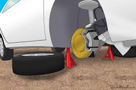 Trolley Jack Vs Floor Jack by How To Properly Use A Floor Jack And Jack Stands Yourmechanic Advice