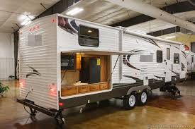 30dbss Slide Out Bunkhouse Travel Trailer Outdoor Kitchen Camper Bunks