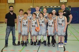 U121 Team ETB SW Essen Wir Lieben Basketball
