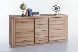 elfo möbel 2 türiges sideboard in kernbuche teilmassiv für