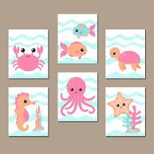 Ocean Themed Bathroom Wall Decor by Best 25 Nautical Theme Bathroom Ideas On Pinterest Nautical