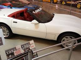 Corvette Museum Sinkhole Cars Lost by National Corvette Museum Display 1 000 000 Car Restored After