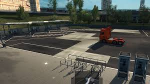 100 Mbi Trucking Just A Small Collection Of Pictures Of Bus Stations In ETS2 Album